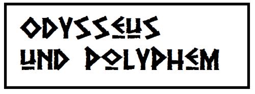 Button Polyphem
